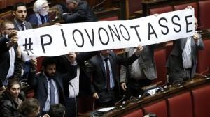 #piovonotasse